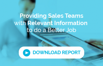 Providing Sales Reps With Powerful Analytics
