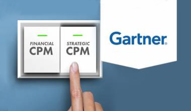 View gartner's cpm report