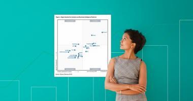 Gartner 2019 BI & Analytics Magic Quadrant Report