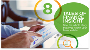 Tales of Finance Insight With Qlik Analytics