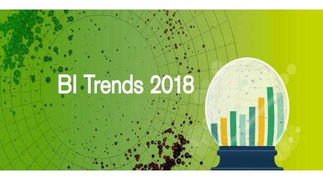 BI Trends for 2018 with Qlik