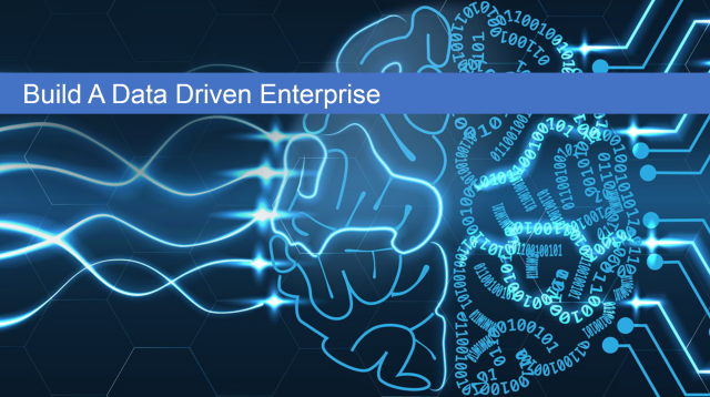 Building a Data Driven Enterprise Gartner Report