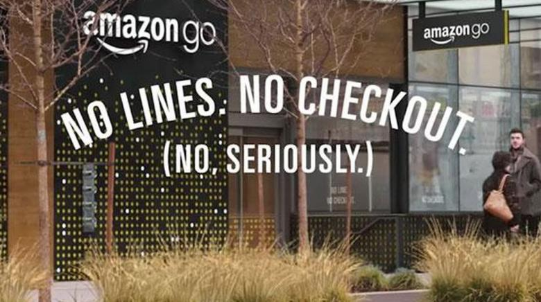 Amazon Go launches new retail technology